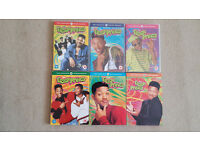 ''The Fresh Prince of Bel Air'' Series 1- 6 DVD Bundle, *Mint Condition*, ��40 or *BEST OFFER*