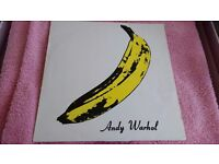 THE VELVET UNDERGROUND AND NICO - VINYL L.P