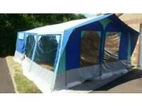 Conway Century trailer tent