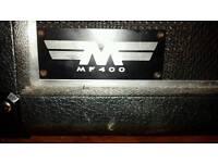 Marshal & laney 4x12 speaker