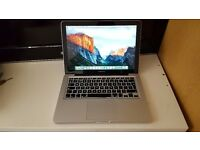 MACBOOK PRO 13 ( mid 2012 ) 8GB RAM 500GB HDD BRAND NEW CONDITION