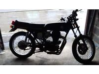 Honda 360 1979 (flat track or cafe project)