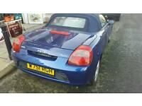 Toyota MR2 Roadster VVTI Convertible