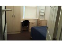 ROOM WITH BILLS INCLUDED AVAILABLE FOR RENT IN A 2 BED ROOM FLAT SHARE