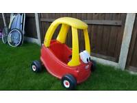 Little tikes cosy coupe **modified!**