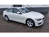 BMW 3 Series 2.0 318d SE 4dr (start/stop) - £30 A Year Tax. 2 Owners.