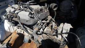 Golf gti engine and gearbox