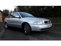 Audi A4 1.8 Turbo Sport - 1999 - One Full Year MOT (02 March 2018) - Great Condition