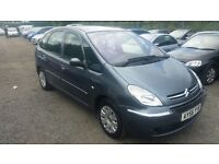 Citroen Xsara Picasso 1.6 i 16v Desire 5dr, LONG MOT, HPI CLEAR, DRIVES SMOOTH, GREAT FOR FAMILIES