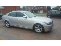 BMW E60 5 SERIES 520D 2008 DIESEL MANUAL 2 OWNERS CLUTCH AND FLYWHEEL BEEN CHANGED RECENTLY