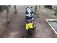 GILERA DNA 125 CC (QUICK SALE)