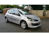 06 Renault Clio Dynamique 1.4 Petrol 5 Door Only 77k Miles Low Tax/Insurance