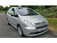 Citroen xsara Picasso 1.6 petrol long mot great conditions