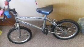 """Boy's bike 14""""."""