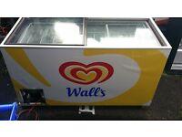 large walls ice cream freezer
