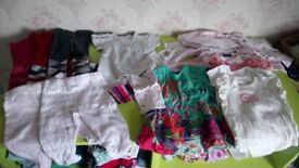 3-6 months clothes bundle - £5