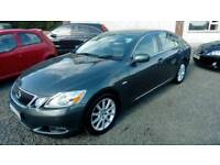 08 Lexus GS300 EX Auto 4 Door Full Leather interior Nice car Can be seen anytime
