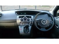 *AUTOMATIC*RENAULT MEGANE SCENIC 16V** 5 DOOR MPV ESTATE** S/H**1 YEAR MOT** EXCELLENT CONDITION