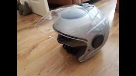 HJC Open face Helmet, £25