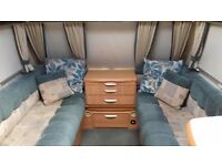 Swift Utopia 480 - 2 berth caravan 2003 VGC with motor mover,Alko hitch lock