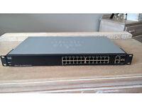 Cisco SG 200 26 Port Managed Switch