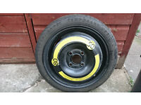 Spare Tyre Spare Wheel Space Saver
