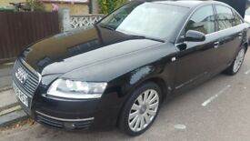 Audi A6 saloon 2009(58)A comfortable family car.great condition.ful service history.1year MOT