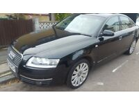 Audi A6 saloon 2009(08)A comfortable family car.great condition.ful service history.1year MOT