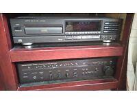 Technics cd player hifi