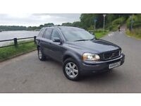 2009 VOLVO XC90 2.4 DIESEL 7 SEATER FULL MOT PX WELCOME 3 MONTH WARRANTY