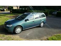 Vauxhall astra estate huge amount of work done