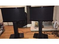 BOSE 901 SERIES VI CONCERTO SPECIAL EDITION SPEAKERS ( BLACK PIANO FINISH )