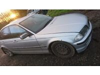 Bmw e46 330d diesel for breaking same engine x5 and 530d, 730d