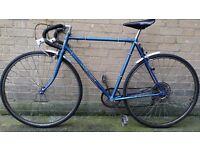 """Lazer Custom 23"""" German race bike"""