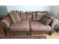 FREE 3-seater sofa
