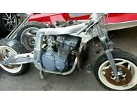 Suzuki gsxr sling shot 750cc