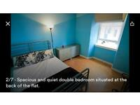 DBL bedroom in Rose St. flat sharing with young professional. All Bills Included.