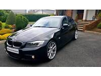 LATE 2011 BMW 318D M SPORT, PERFORMANCE EDITION..FINANCE THIS CAR FROM £46 PER WEEK..MINT CONDITION.