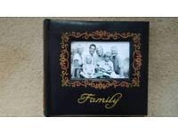 FAMILY PHOTO ALBUM 1 - BRAND NEW