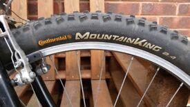 Bike. Mountain bike - used - only 30 £