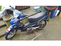 Suzuki FL 125 S DW K8 ADDRESS for sale