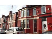 3 Bedroom House for Rent in Allerton, Liverpool - Spacious