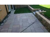 Paving. Turfing. Fencing. Concreting. Artificial grass. Groundworks