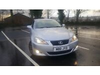 Need gone Lexus is220d diesel immaculate condition 2 keepers long mot