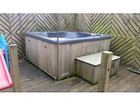 Beachcomber Outdoor Hot tub