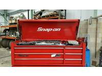 "Snap on 53"" top box"
