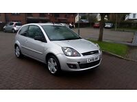 07 Fiesta 1.4 // 8m MOT, Sport seats, IMMACULATE IN and OUT!!//