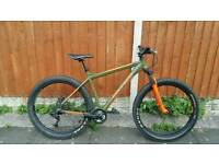 Carrera vendetta mountain bike Ltd edition