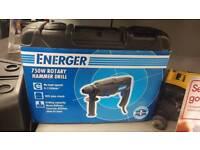 Energer 750w hammer drill