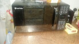 Russell Hobbs large Microwave with inbuild grill in very very good condition in Hounslow